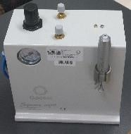 Блок и зъботехническа турбина без водно охлаждане