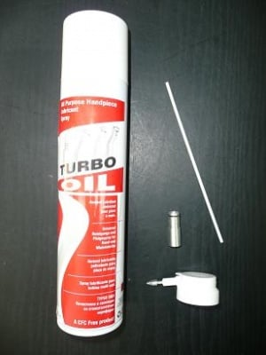 Масло Turbo oil