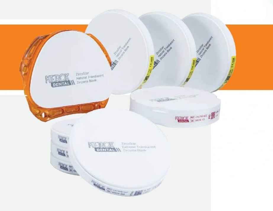 Циркониев диск HT 95мм. 10мм.
