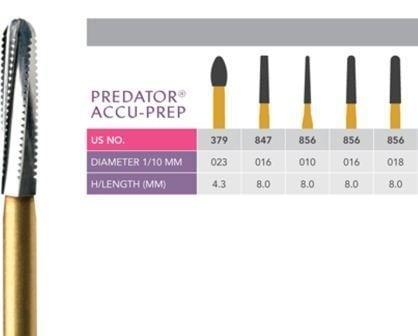 Predator ACCU-PREP